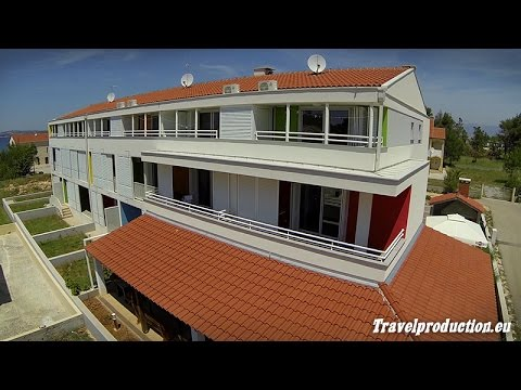 Apartments Punta*** Privlaka - Chorvátsko (Travel Channel Slovakia)