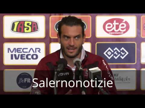 Salernitana - Livorno 3-1, intervista post gara a Colombo