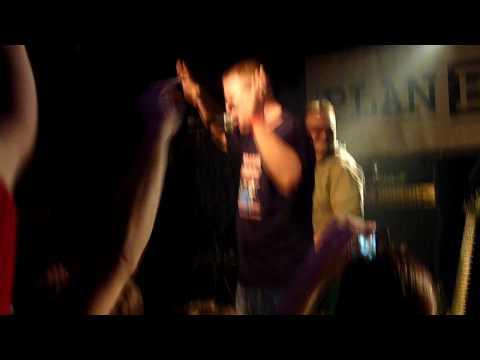 Красная Плесень концерт 21 ноября 2009 Plan B - Черные Глази