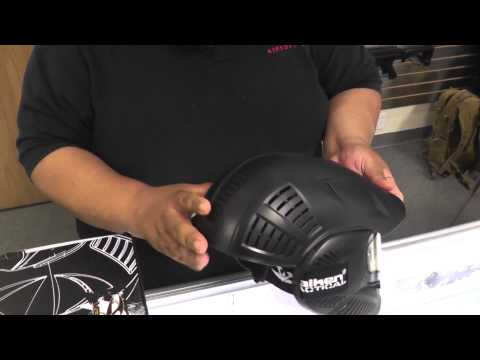 Airsoft GI Uncut - One Minute Review | Annex MI-7 Full Head Cover Face Mask - 15952