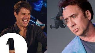 Tom Cruise reacts to #TomCruiseClinging Memes