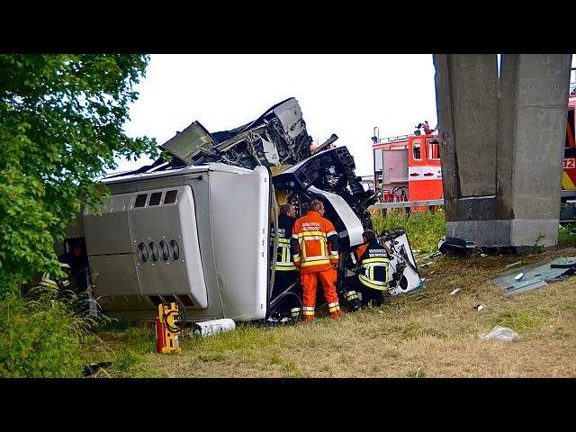Belgique : un mort et 3 blessés dans l'accident d'un car d'enfants britanniques
