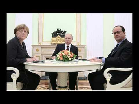Ukraine War: Fears of Western Split As Germany Leans On Russia