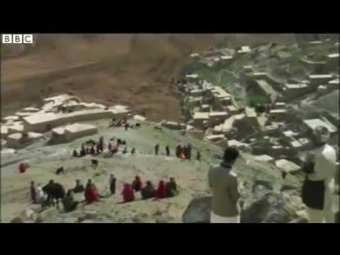BBC News   Afghanistan landslide