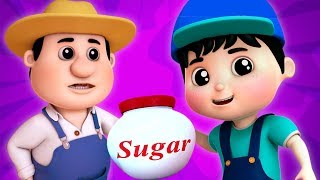 johny Johny Yes Papa | Kindergarten Video | Song For Toddlers | Nursery Rhymes For Babies