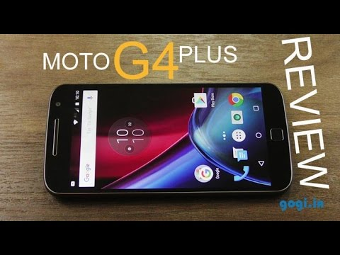 Moto G4 Plus Full Review - Camera Quality Much Better Than Older G Phones