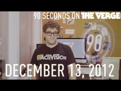 Google Maps for iPhone, Apple TV, and more - 90 Seconds on The Verge: Thursday, December 13, 2012