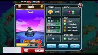 Monster Legends-Pandalf review
