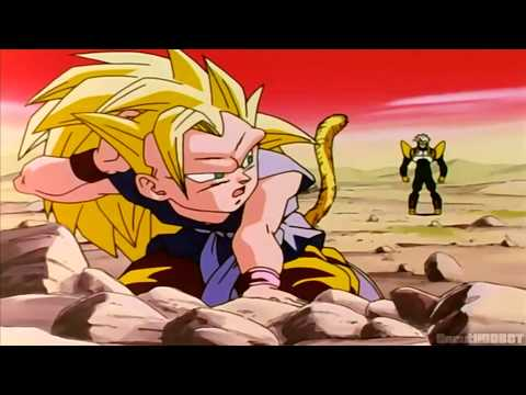 Dbgt Ssj3 Goku Vs Super Baby Vegeta [1080p Full Hd] video