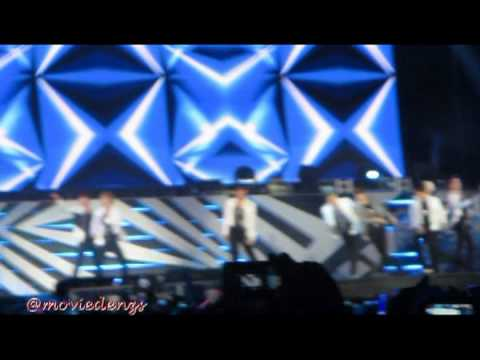 [fancam] 120922 Super Junior - Sorry Sorry - Sm Town Concert In Jakarta, Indonesia video