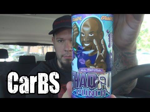 Shaq-Fu Grape Punch Review - CarBS