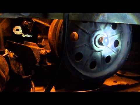 Taurus alternator 3.0L DOHC 24V Duratec