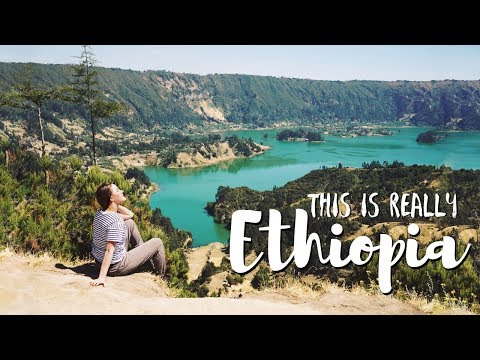 Ethiopia Travel Guide + Vlog | Addis Ababa and Awassa thumbnail