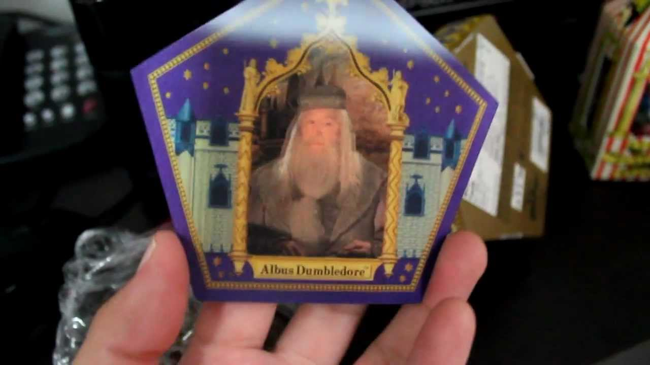 Displaying 19u0026gt; Images For - Chocolate Frog Cards...