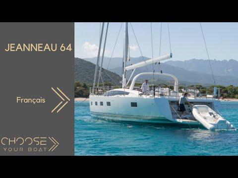 JEANNEAU 64 Vidéo de Visite Guidée (Français)