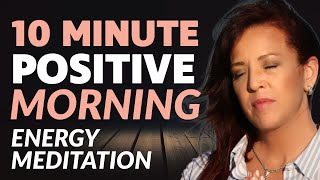 Lisa A. Romano 10 Minute Guided Morning Meditation Set Your Intention