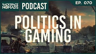Ep. 070 - Consoles Obsolete? Girl Gamer Dolls & Politics in Gaming!