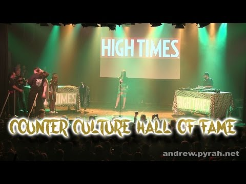 Counter Culture Hall of Fame - Sasha & Ann Shulgin - Amsterdam Cannabis Cup Award Winners 2014
