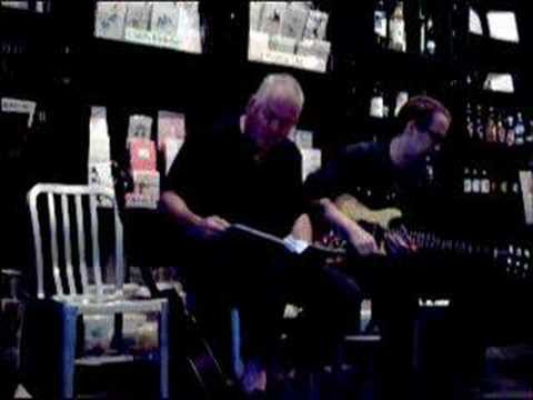 Jon Langford at the Book Cellar, Chicago, 16UG06 Pt 4