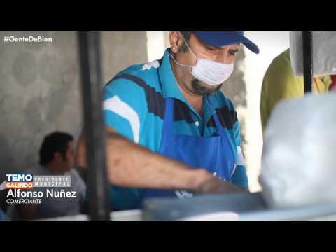 Alfonso Nuñez, Gente de Bien de Nogales apoya a Te