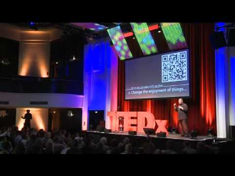 "TEDxHamburg - David F. Flanders - ""3D Printing: This Century's Most Disruptive Innovation?!"""