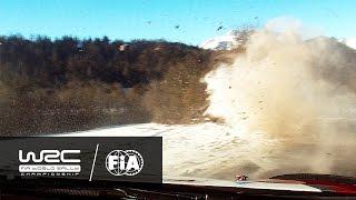 WRC - Rallye Monte-Carlo 2017: CRASH Meeke SS4