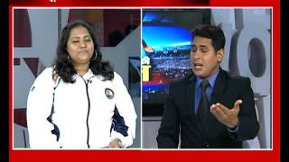 Shooter Anisha sayed interview with jai prakash sharma india news