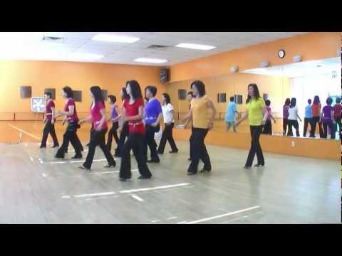 Boys Will Be Boys - Line Dance (Dance & Teach in English & 中文)