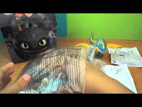 How To Train Your Dragon 2 McDonald's Happy Meal Toys