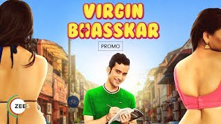 Bhasskar, A Virgin Erotica Writer | Promo | Virgin Bhasskar | Premieres 19th November On ZEE5
