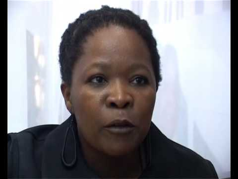 Nonnie Kubeka - Gauteng Tourism Authority @ Meetings Africa 2009