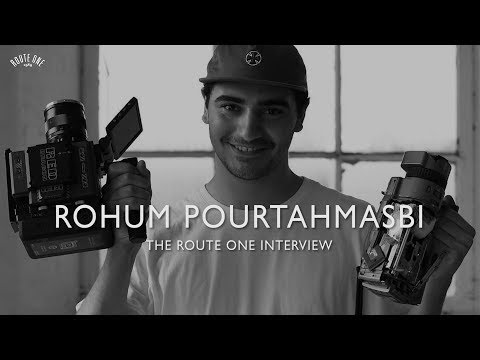 Rohum Pourtahmasbi: The Route One Interview