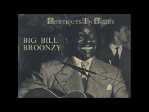 Big Bill Broonzy - Bull Cow Blues