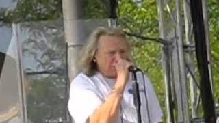 Lou Gramm Band  -  Soundcheck in Decatur Illinois  8 / 7 / 10