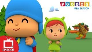 Pocoyo - Summer Hike  (S04E12) NEW EPISODES
