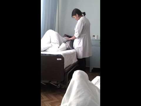 12 городская больница в Алматы,тупой врач