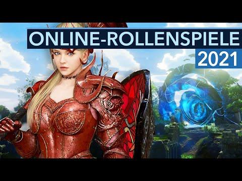 Die besten MMORPGs 2021 - Was kommt, was ist neu?