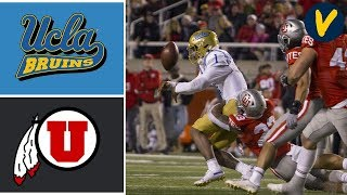 UCLA vs #7 Utah Highlights | Week 12 | College Football | 2019