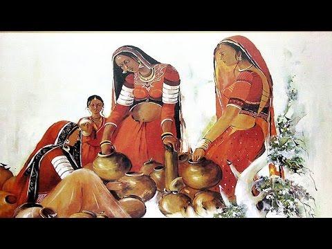 Telangana Super Hit Folk Songs - O Pillo Balamani Video Songs 03 video