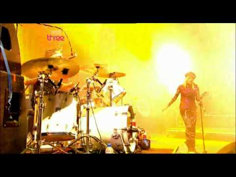 The Ting Tings - Fruit Machine ★ Glastonbury 2009 BBC