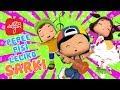 Pepee, Pisi, Leliko Çocuk Şarkıları - 9 Şarkı Bir Arada | Düşyeri