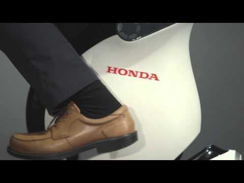 Honda UNI CUB β - demo