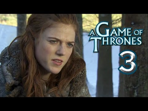 Game Of Thrones Season 3 - Inside The Wildlings Featurette