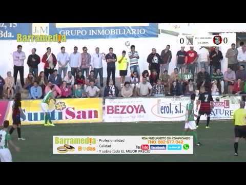 Resumen Atco Sanluqueño 0 C.D. Gerena 1 - Sanlúcar de Barrameda 2014