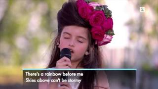 Angelina Jordan - What A Difference A Day Makes - Norway 2014