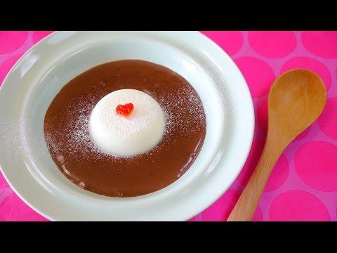 Chocolate Soup Yukimi Daifuku チョコスープ 雪見だいふく バレンタイン直前企画 Valentine Day
