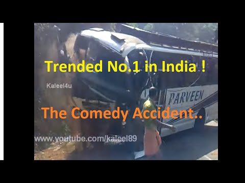 Comedy Accident !!