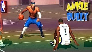 NBA 2K15 MyPark 3v3 - Breaking The SAME ANKLES Twice