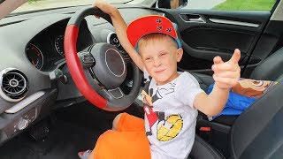 We Are In The Car Song for kids