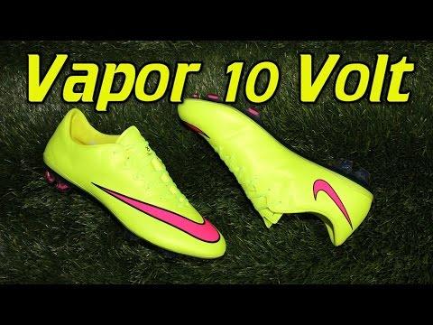 Nike Mercurial Vapor 10 (Highlight Pack) Volt/Hyper Pink – Review + On Feet